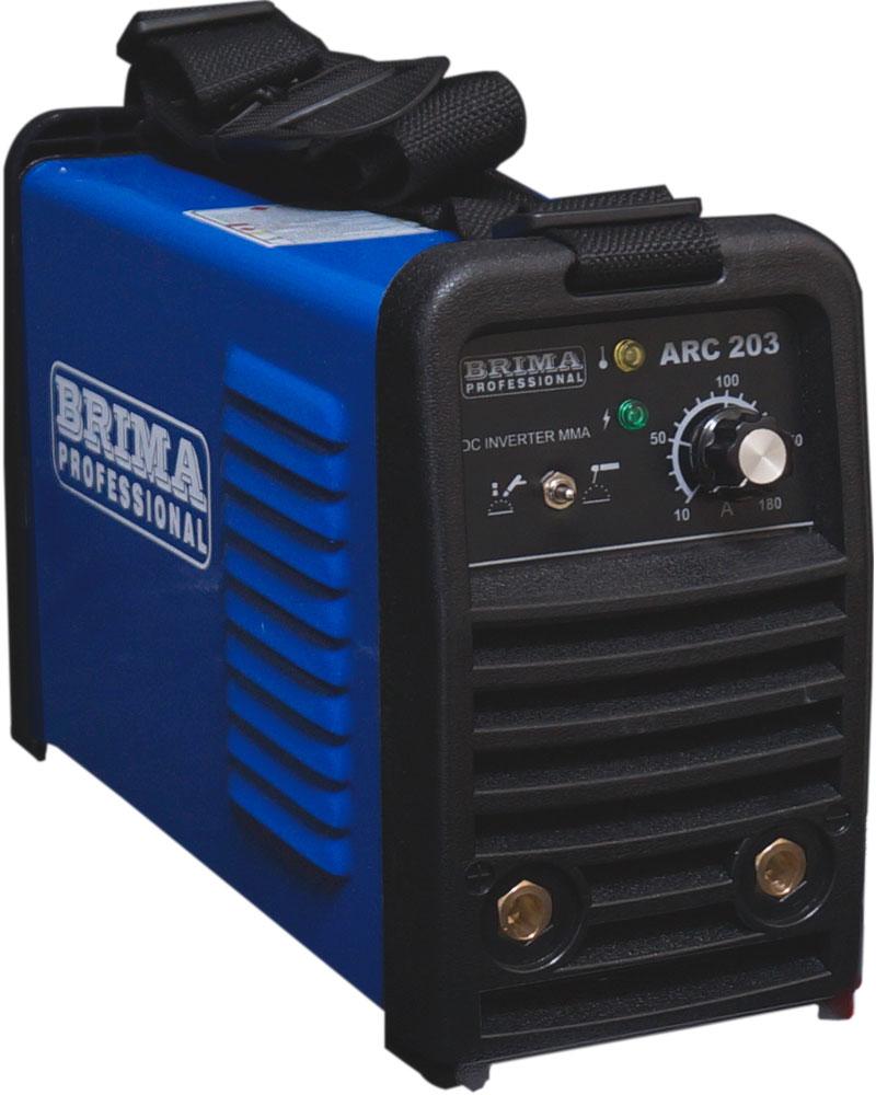 Сварочный аппарат BRIMA ARC 203 rg512 g83041 203