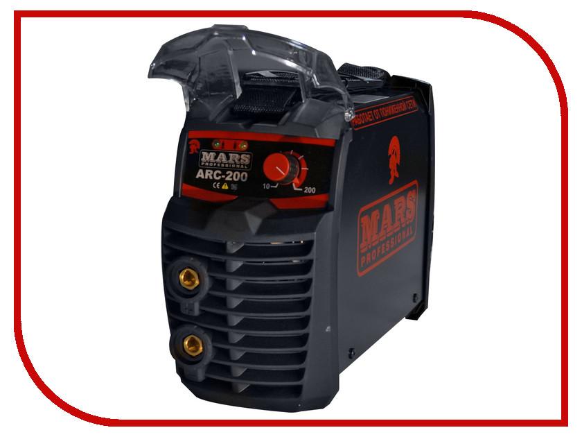 Сварочный аппарат BRIMA MARS ARC-200 аппарат инверторный brima arc 200b