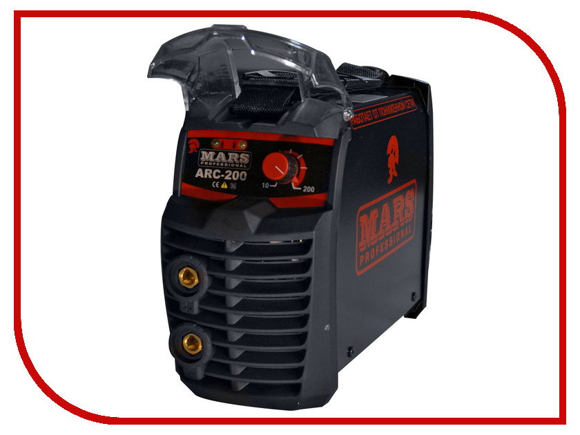 Сварочный аппарат BRIMA MARS ARC-200 сварочный аппарат brima arc 160