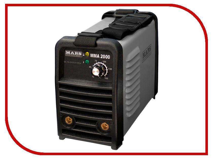 Сварочный аппарат BRIMA MARS MMA-2000 Case