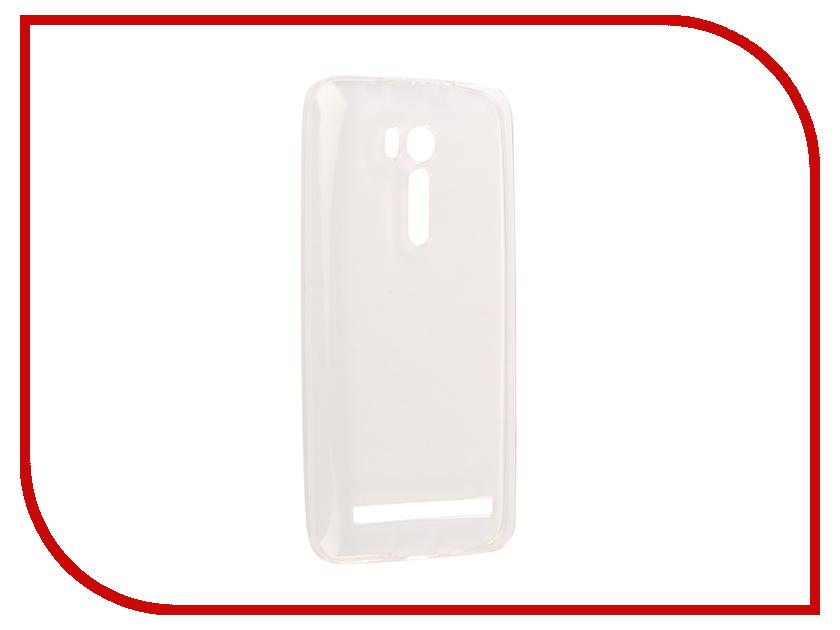 Аксессуар Чехол ASUS ZenFone Go ZB551KL/G550KL Svekla Silicone Transparent SV-ASZB551KL-WH sv hwnovaplus wh svekla