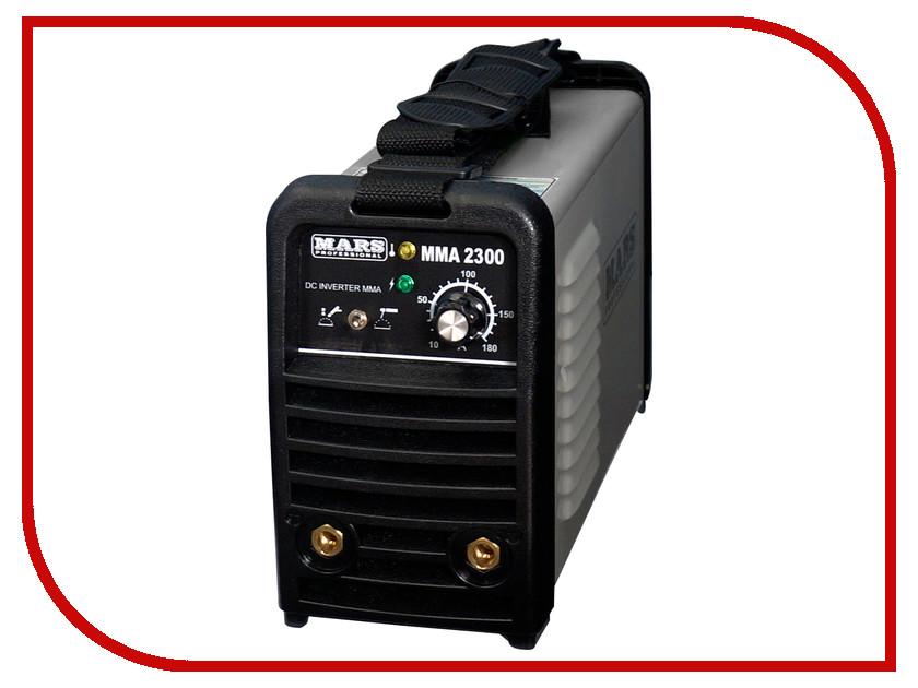 Сварочный аппарат BRIMA MARS MMA-2300 инверторный аппарат brima arc 205 best 0010402