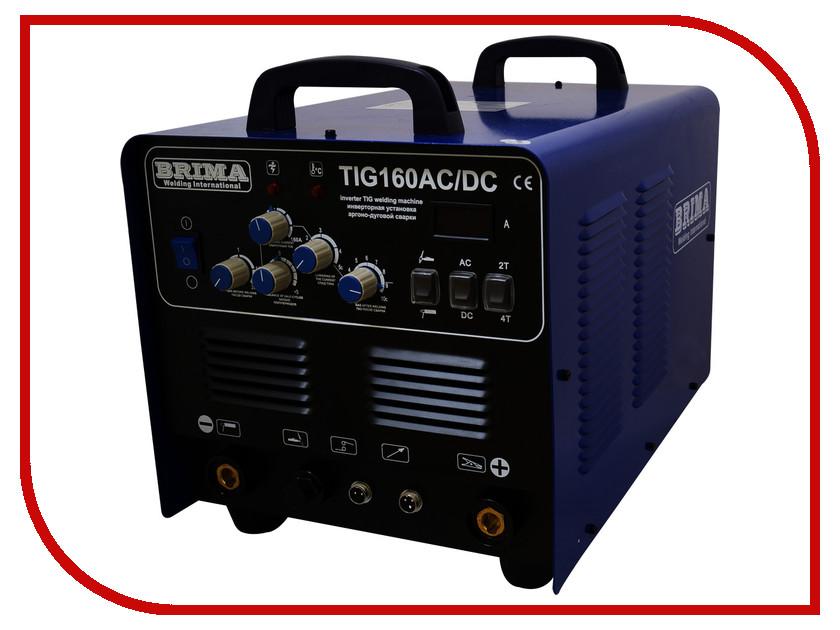 Сварочный аппарат BRIMA TIG 160 AC/DC цена