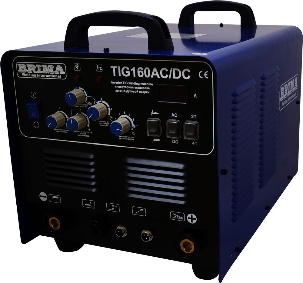 Сварочный аппарат BRIMA TIG 160 AC/DC фото