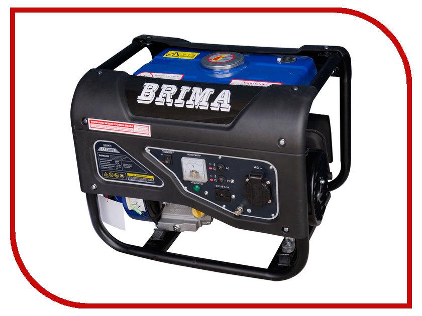 Электрогенератор BRIMA LT 1200S какой электрогенератор лучше для дома видео