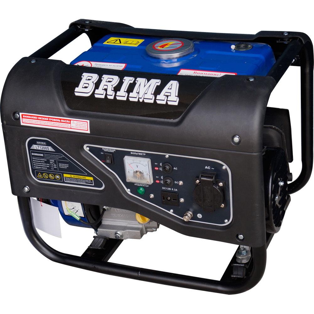 Электрогенератор BRIMA LT 1200S