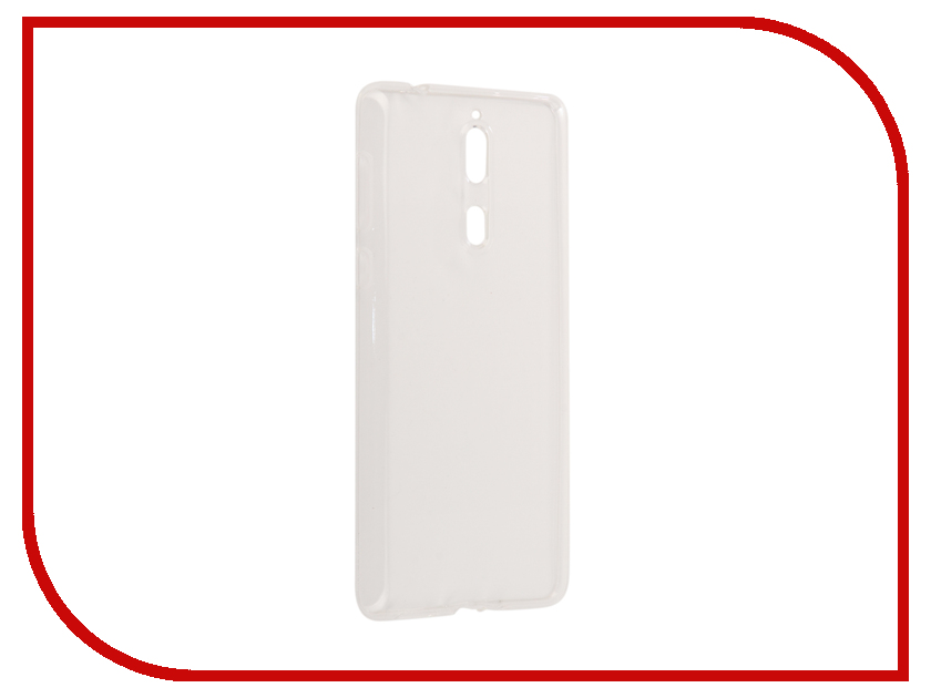 Аксессуар Чехол для Nokia 8 Zibelino Ultra Thin Case White ZUTC-NOK-8-WHT микроволновая печь встраиваемая gorenje bm6250 ora w