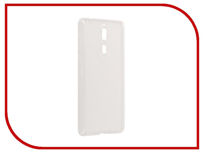Аксессуар Чехол для Nokia 8 Zibelino Ultra Thin Case White ZUTC-NOK-8-WHT alto alto ts115a