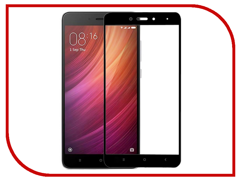 Аксессуар Защитное стекло Xiaomi Redmi Note 5A Zibelino TG Full Screen 0.33mm 2.5D Black ZTG-FS-XMI-NOT5A-BLK аксессуар защитное стекло huawei nova lite 2017 zibelino tg full screen 0 33mm 2 5d black ztg fs hua nov lit blk