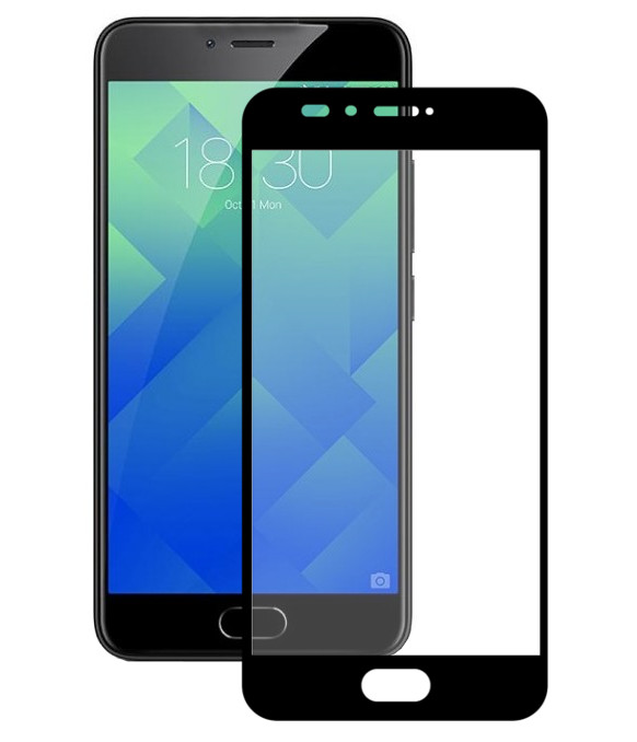 Защитное стекло для Meizu M6 Note Zibelino TG Full Screen 0.33mm 2.5D Black ZTG-FS-MEI-M6-NOT-BLK