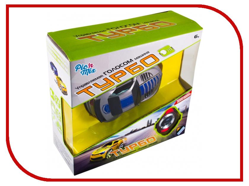 Игрушка Pic N Mix Турбо Grey 127002 конструкторы pic n mix балансирующая сова