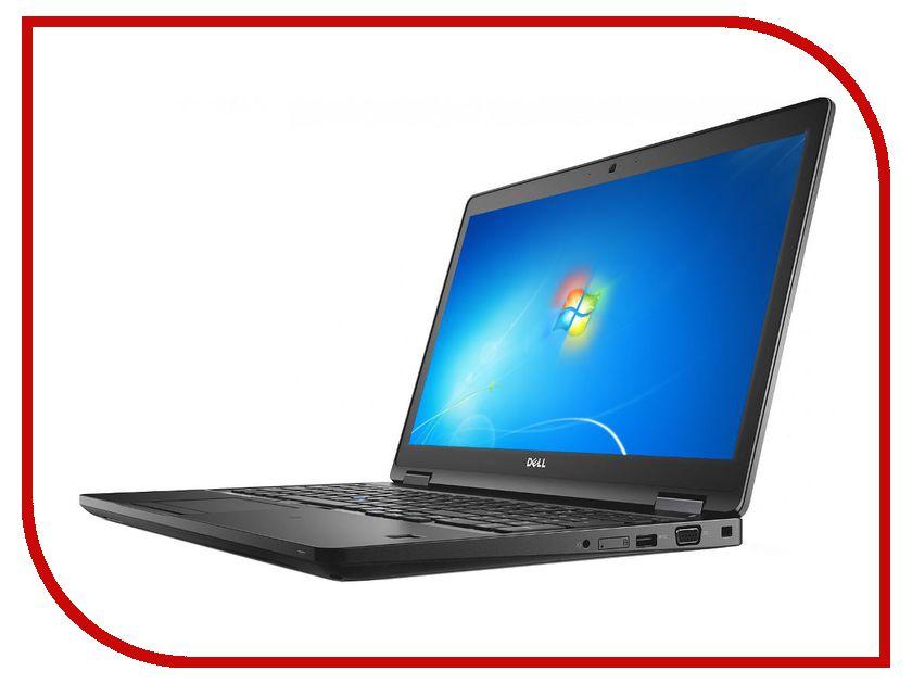 Ноутбук Dell Latitude 5580 5580-7881 (Intel Core i5-6440HQ 2.6 GHz/8192Mb/256Gb SSD/Intel HD Graphics/Wi-Fi/Cam/15.6/1920x1080/Windows 7 64-bit) ноутбук dell latitude 5480 5480 7850 intel core i5 6440hq 2 6 ghz 8192mb 512gb ssd no odd intel hd graphics lte wi fi cam 14 0 1920x1080 windows 7 64 bit