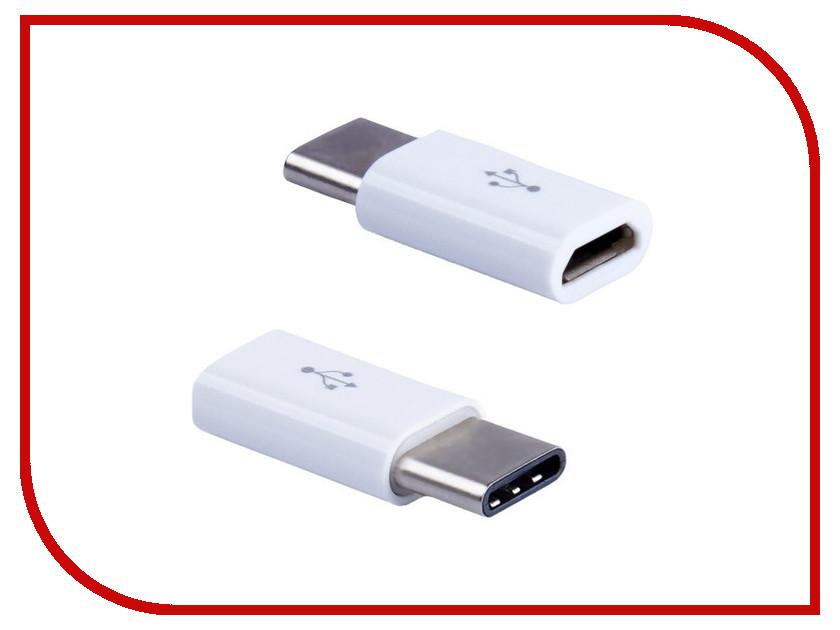 Аксессуар Blast USB - Micro USB BMC-601 White 40043