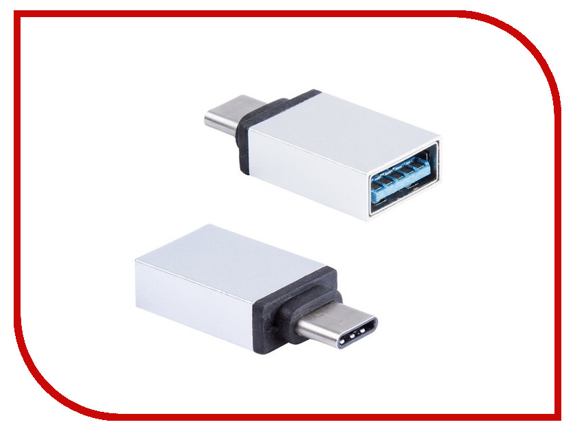Аксессуар Blast USB 3.0 OTG - Type-C BMC-602 Chromium 40045