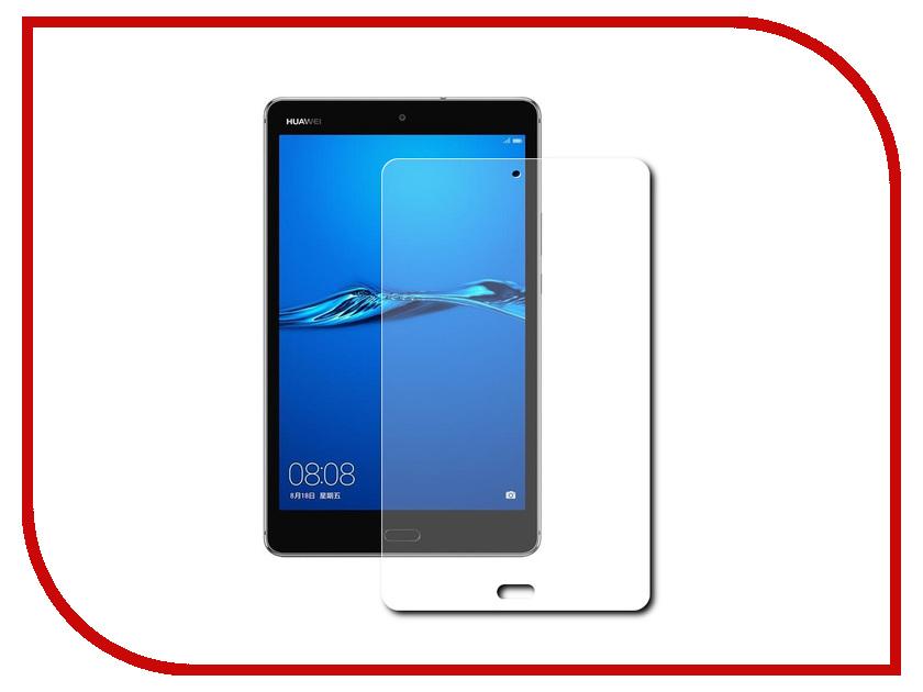 Аксессуар Защитная пленка для Huawei MediaPad M3 Lite 8.0 LuxCase Суперпрозрачная 56413 аксессуар защитная пленка bq aquaris u2 luxcase суперпрозрачная 56544
