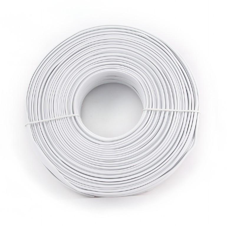 Сетевой кабель Gembird TC1000S-100m White