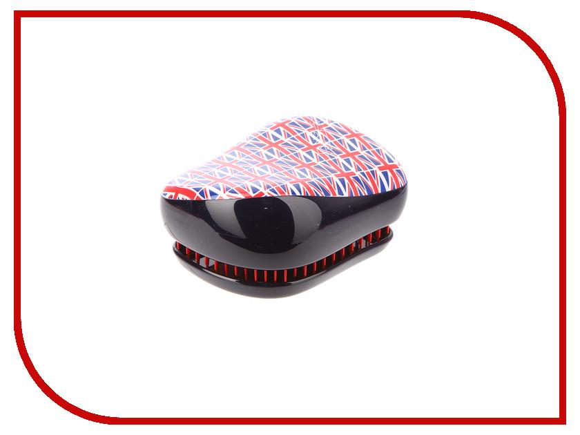 Расческа Tangle Teezer Compact Styler Cool Britannia расчески tangle teezer расческа тангл тизер бэк комбинг