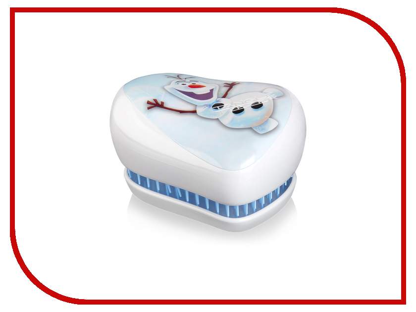 Фото Расческа Tangle Teezer Compact Styler Disney Olaf