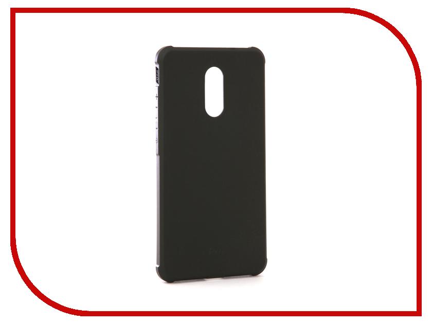 Аксессуар Чехол Xiaomi Redmi Pro Red Line Extreme Black пена монтажная mastertex all season 750 pro всесезонная