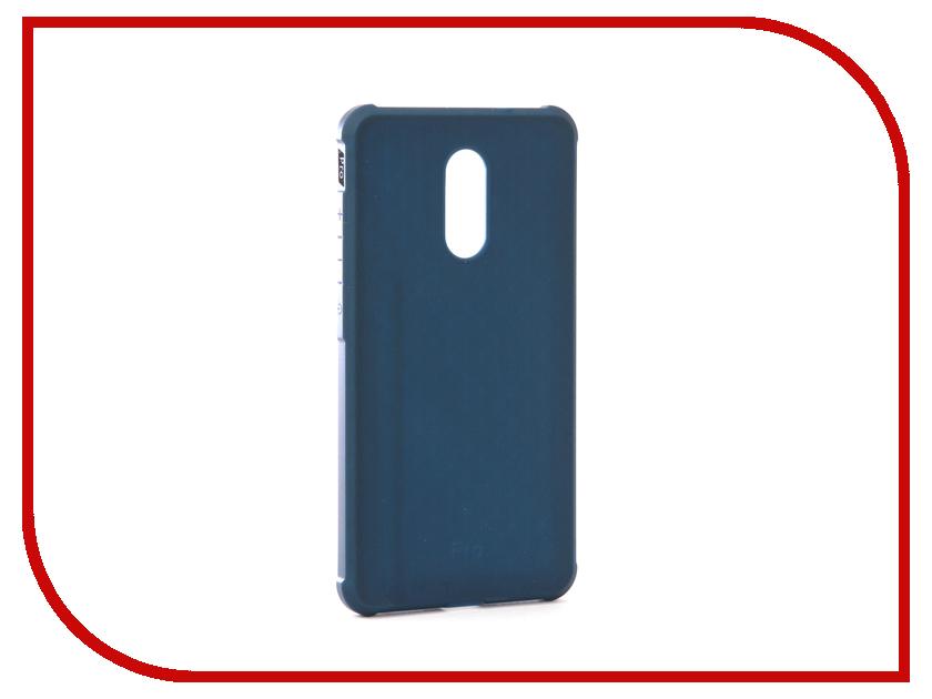 Аксессуар Чехол Xiaomi Redmi Pro Red Line Extreme Blue аксессуар чехол флип dexp ixion es150 blue
