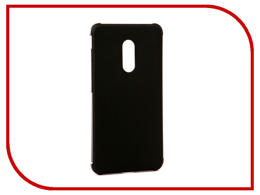 Аксессуар Чехол Xiaomi Redmi Note 4X Pro Red Line Extreme Black аксессуар чехол xiaomi redmi note 4 red line book type gold