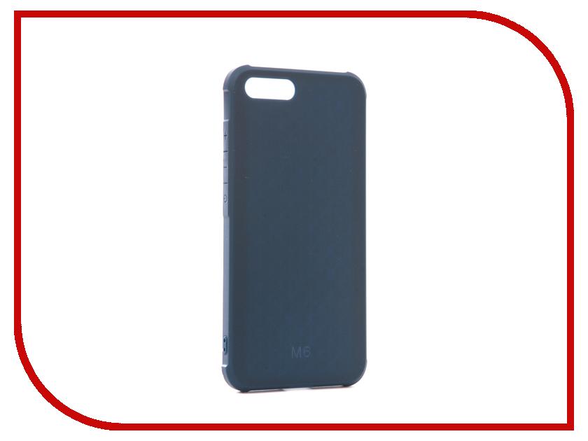 Аксессуар Чехол Xiaomi Redmi Mi6 Red Line Extreme Blue