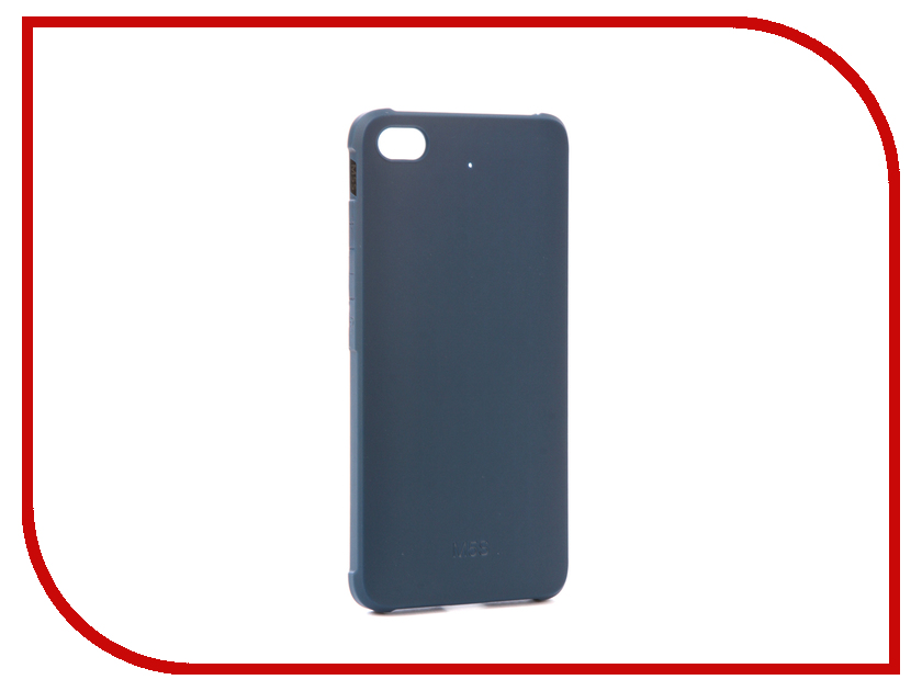 Аксессуар Чехол Xiaomi Redmi Mi5s Red Line Extreme Blue
