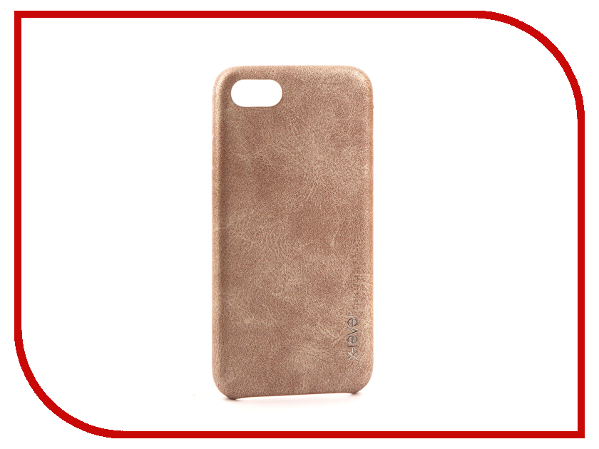 Аксессуар Чехол X-Level Vintage для APPLE iPhone 7/8 Beige 15420