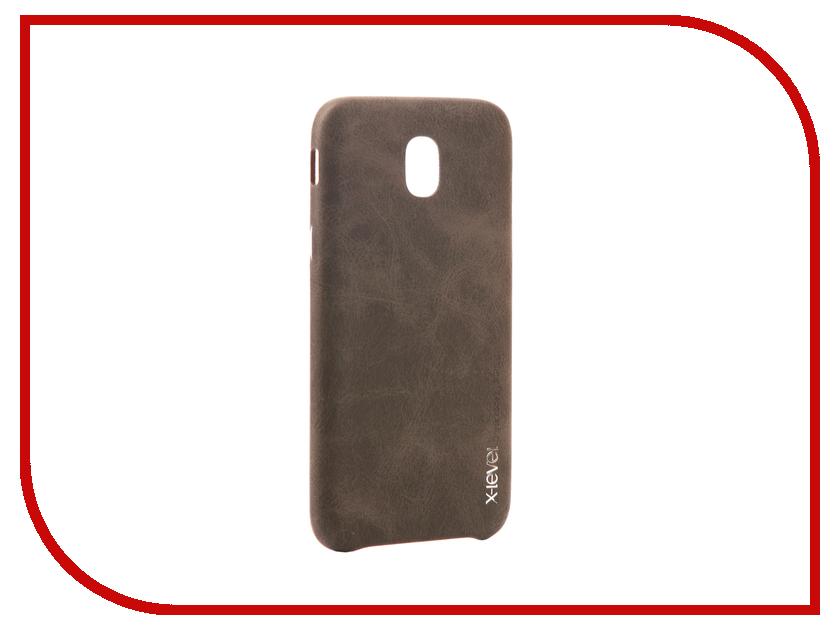 Аксессуар Чехол Samsung Galaxy J5 2017 X-Level Vintage Brown 15434 аксессуар чехол samsung galaxy s7 edge g935f x level vintage beige 15440