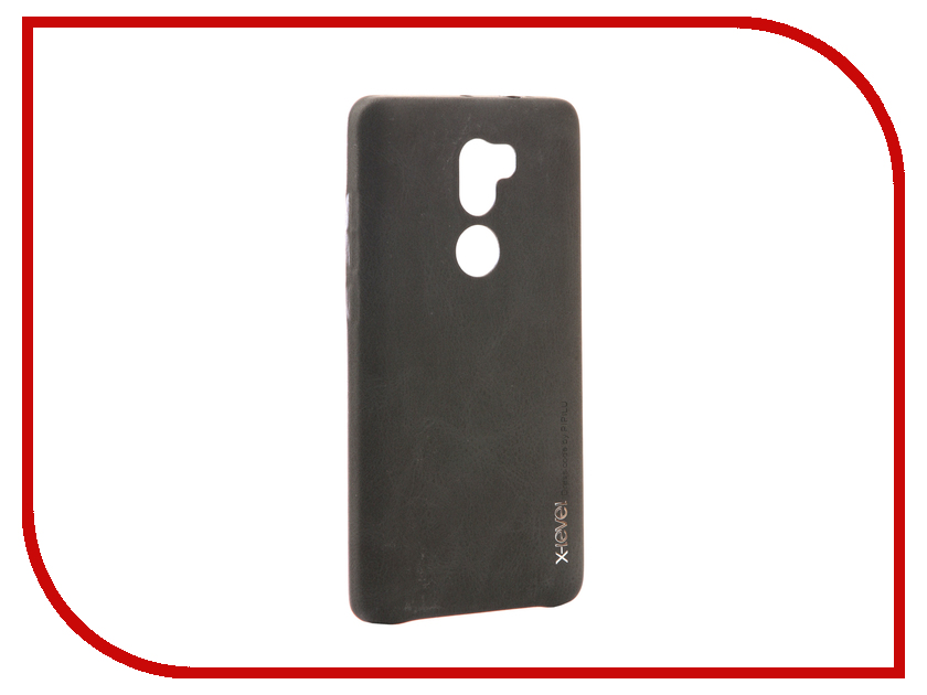 Аксессуар Чехол Xiaomi Mi5s Plus X-Level Vintage Black 15451