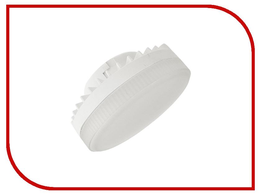 Лампочка Ecola LED Premium 10W GX53 Tablet 220V 2800K матовое стекло T5QW10ELC лампочка rev led gx53 10w 4000k холодный свет 32568 0