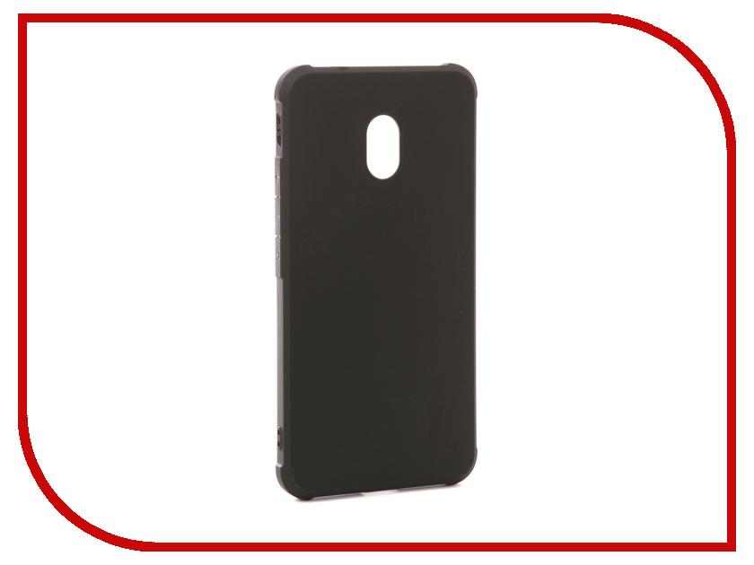 Аксессуар Чехол Meizu M5s Red Line Extreme Black