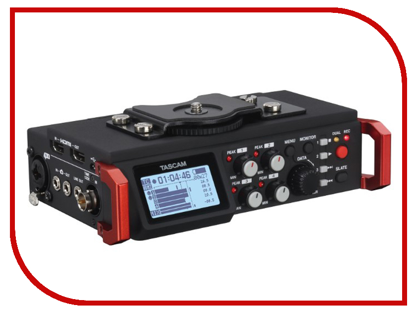 Диктофон Tascam DR-701D