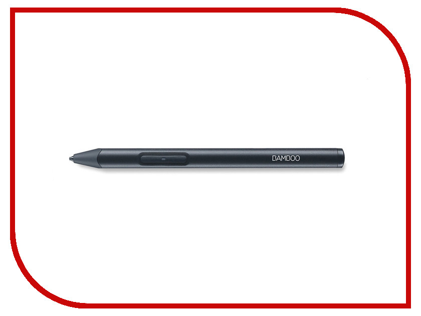 Аксессуар Стилус Wacom Bamboo Sketch Black CS-610PK планшет wacom intuos comic pen