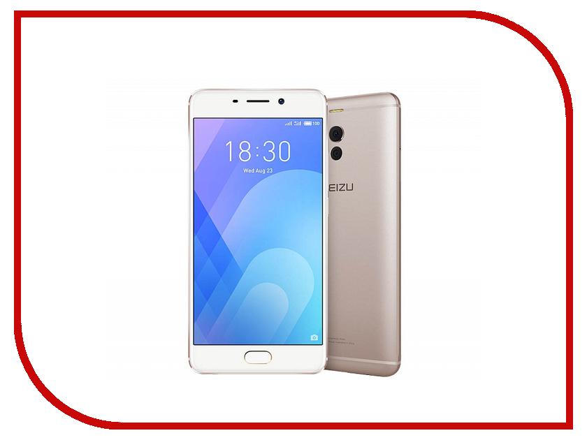 Сотовый телефон Meizu M6 Note 64Gb Gold сотовый телефон meizu pro 7 64gb black