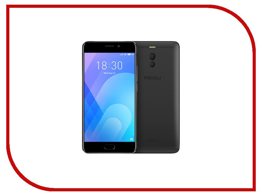Сотовый телефон Meizu M6 Note 64Gb Black сотовый телефон meizu pro 7 64gb black