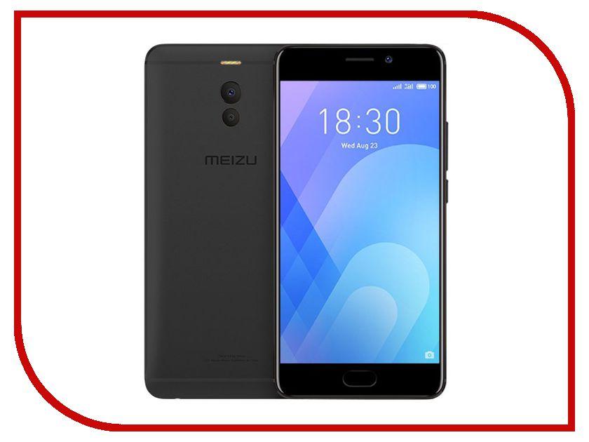 Сотовый телефон Сотовый телефон Meizu M6 Note 3/32GB Black телефон dect gigaset l410 устройство громкой связи
