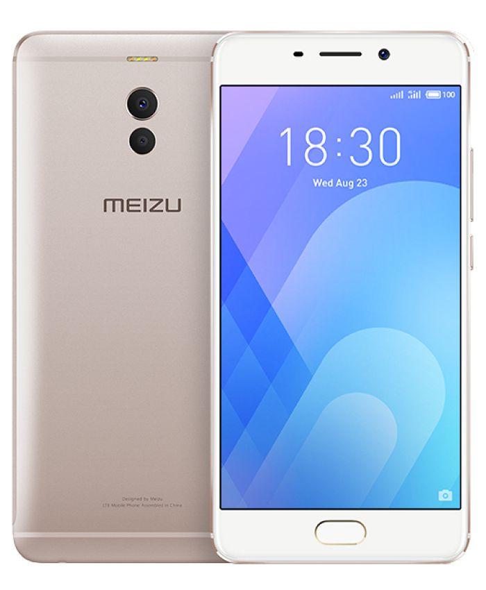 Сотовый телефон Meizu M6 Note 16Gb Gold сотовый телефон meizu 15 lite 32gb gold