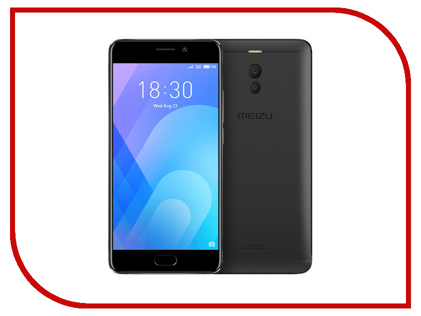 Сотовый телефон Meizu M6 Note 16Gb Black северо восток северо восток предчувствие