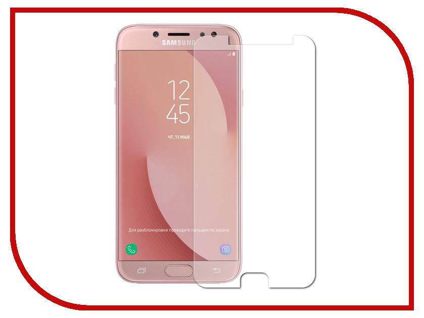 Аксессуар Защитное стекло Samsung Galaxy J7 2017 Dekken 2.5D 9H 0.26mm глянцевое 20410 kragen 9h отзывы