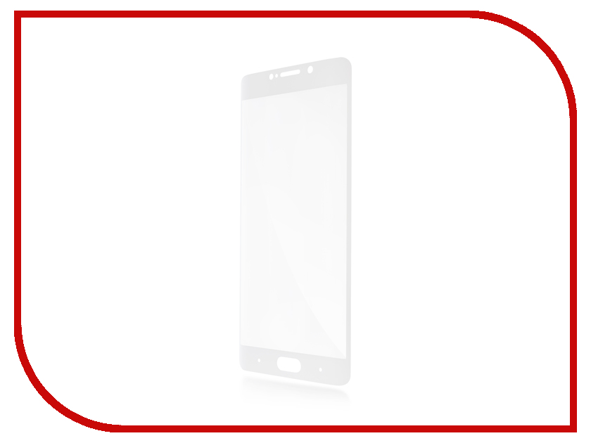 Аксессуар Защитное стекло для Xiaomi Mi Note 2 BROSCO Full Screen White XM-MiN2-3D-GLASS-WHITE