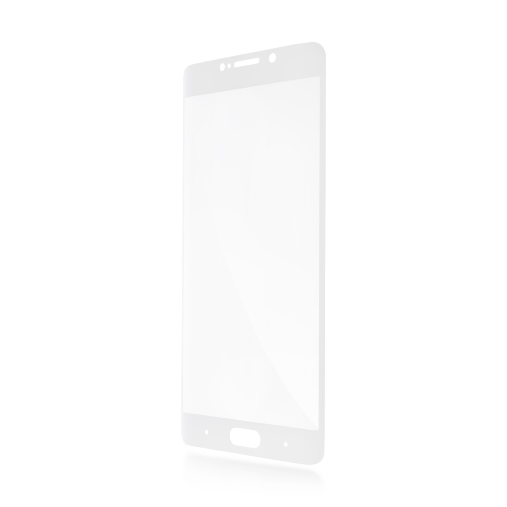 Защитное стекло Brosco для Xiaomi Mi Note 2 Full Screen White XM-MiN2-3D-GLASS-WHITE