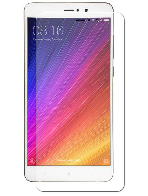 Аксессуар Защитное стекло Brosco для Xiaomi Redmi Mi 5S Plus 0.3mm XM-MI5SP-SP-GLASS