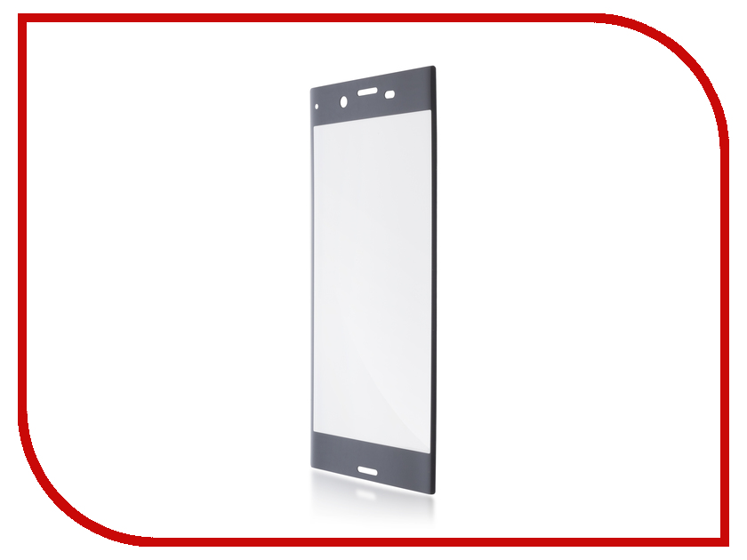 где купить Аксессуар Защитное стекло Sony Xperia XZs BROSCO 3D Full Screen Black XZS-3D-FS-GLASS-BLACK дешево