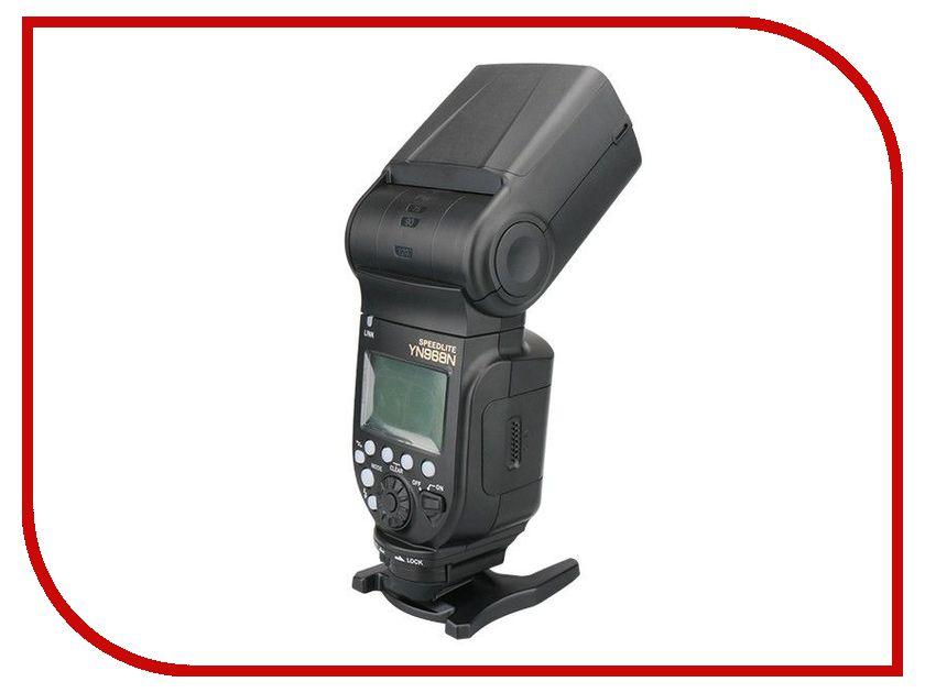 Вспышка YongNuo Speedlite YN-968N для Nikon вспышка yongnuo speedlite yn 560ex для canon nikon pentax olympus sony