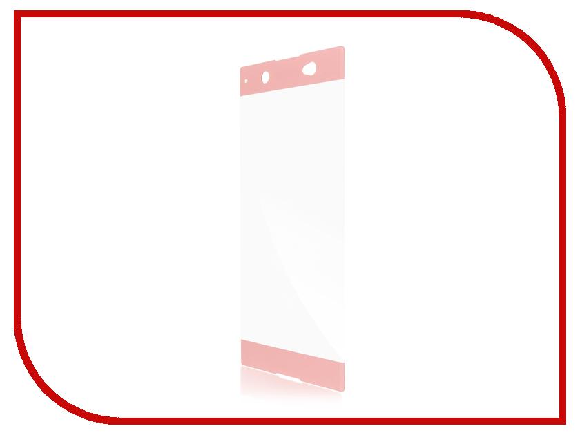 Аксессуар Защитное стекло Sony Xperia XA1 Ultra BROSCO Full Screen Pink XA1U-FS-GLASS-PINK аксессуар защитное стекло sony xperia xa1 ultra brosco full screen black xa1u fs glass black