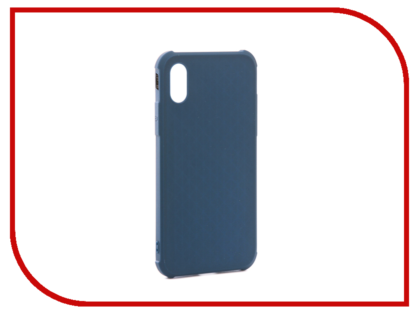 Аксессуар Чехол Red Line Extreme для APPLE iPhone X Blue