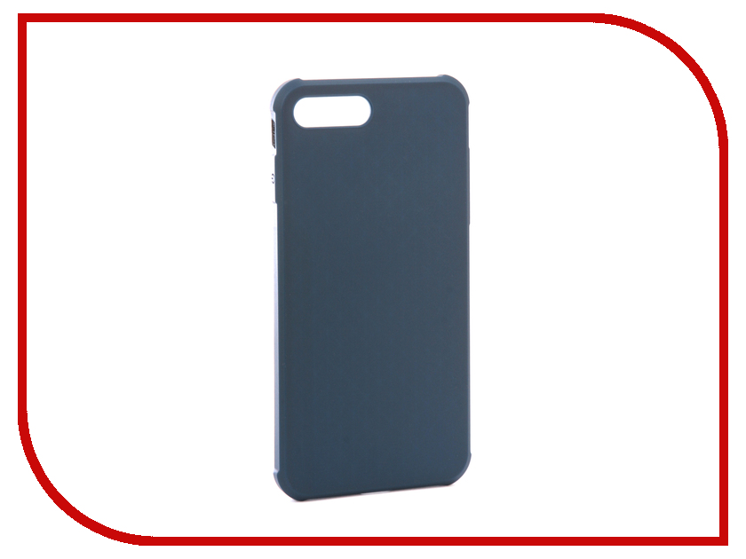 Аксессуар Чехол Red Line Extreme для APPLE iPhone 7 Plus Blue аксессуар чехол elari для elari cardphone и iphone 6 plus blue