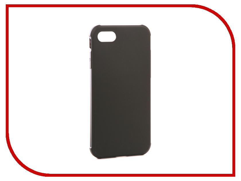 Аксессуар Чехол Red Line Extreme для APPLE iPhone 7 Black red line extreme чехол для samsung galaxy a5 2017 black