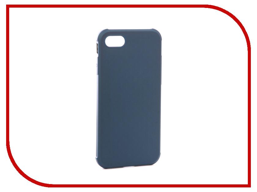 Аксессуар Чехол Red Line Extreme для APPLE iPhone 7 Blue аксессуар чехол флип dexp ixion es150 blue